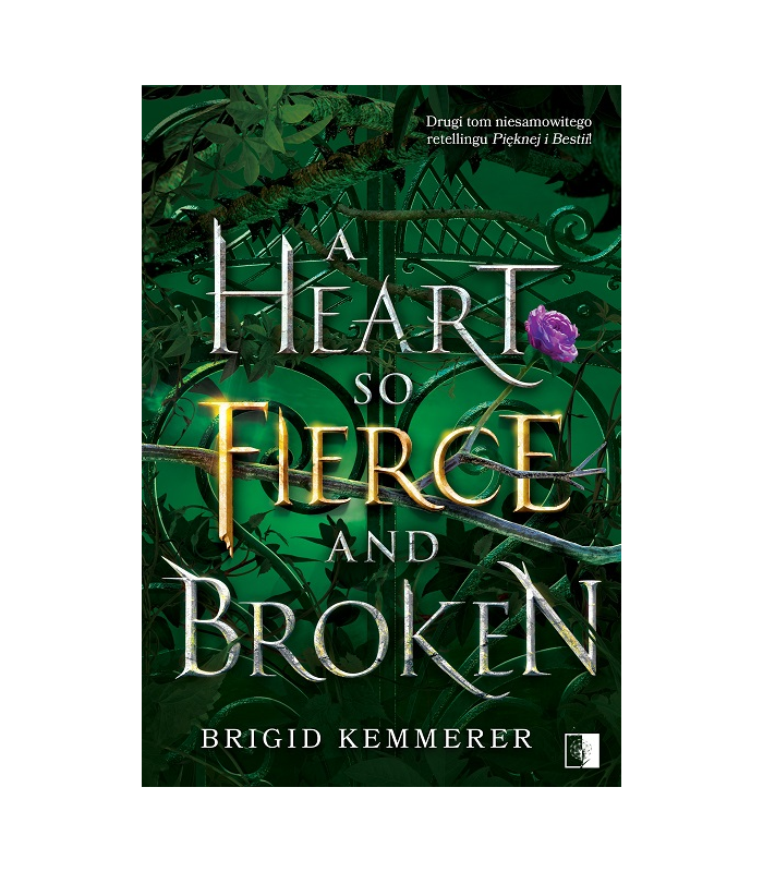 A Heart So Fierce and Broken - Outlet