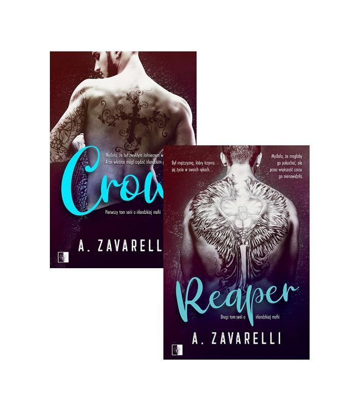 Crow + Reaper