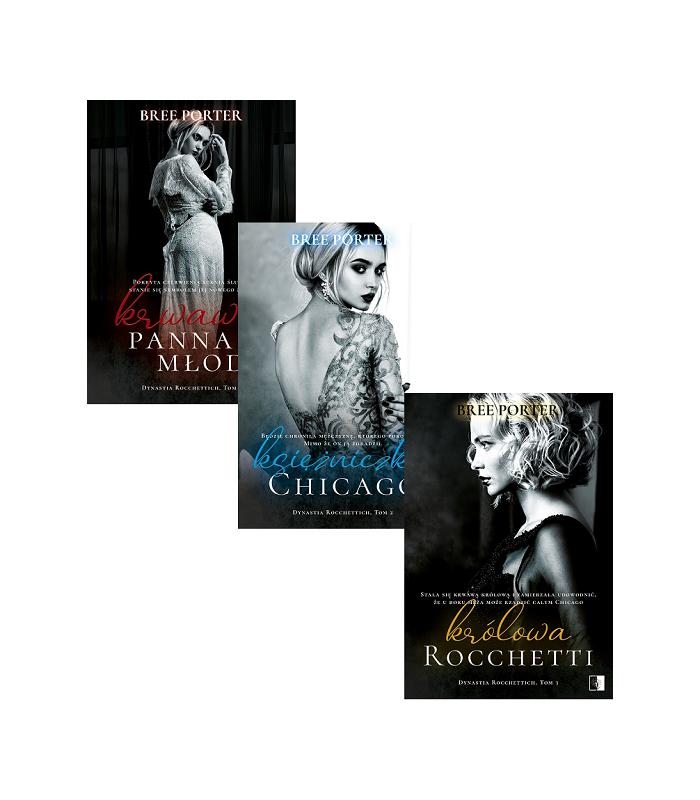 Krwawa panna młoda + Księżniczka Chicago + Królowa Rocchetti