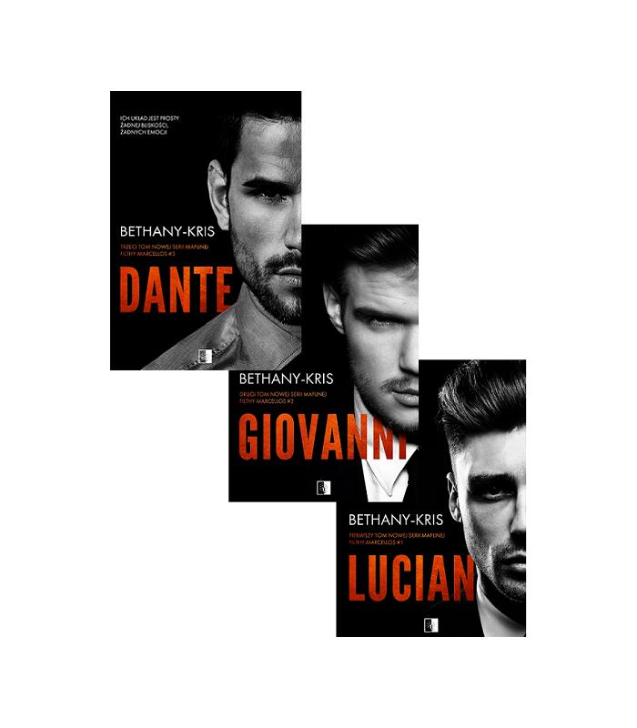 Lucian + Giovanni + Dante