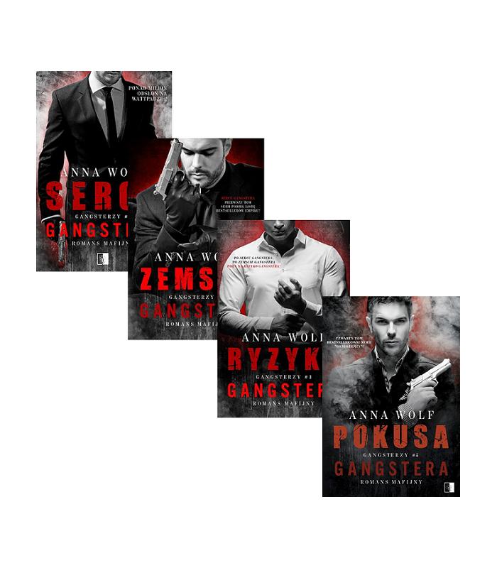 Serce gangstera + Zemsta gangstera + Ryzyko Gangstera + Pokusa gangstera