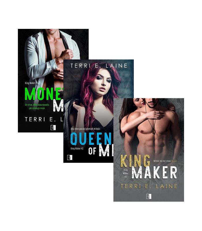 Money Man + Queen of Men + King Maker