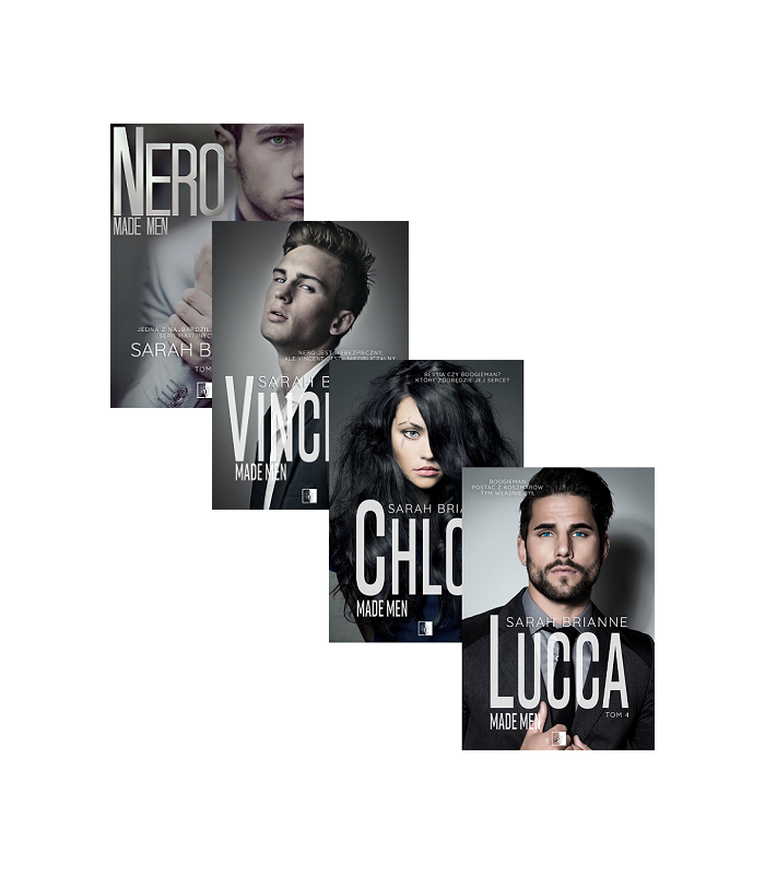 Nero + Vincent + Chloe + Lucca