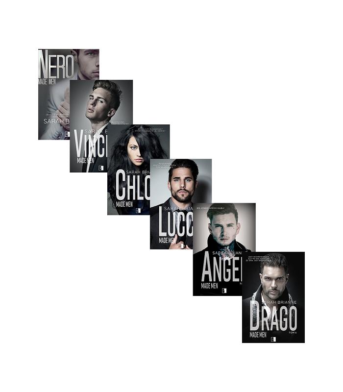 Nero + Vincent + Chloe + Lucca + Angel + Drago