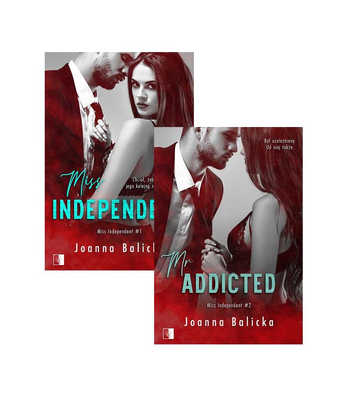 Miss Independent + Mr Addicted