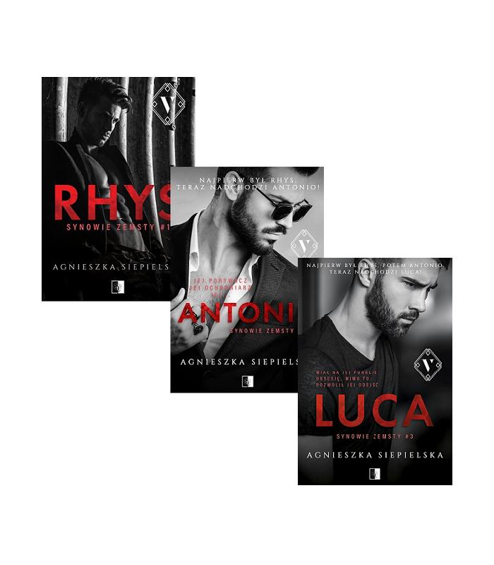 Rhys + Antonio + Luca