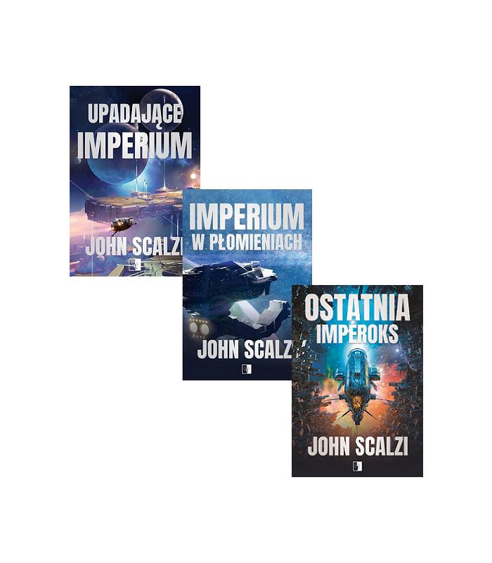 Upadające imperium + Imperium w płomieniach + Ostatnia Imperoks