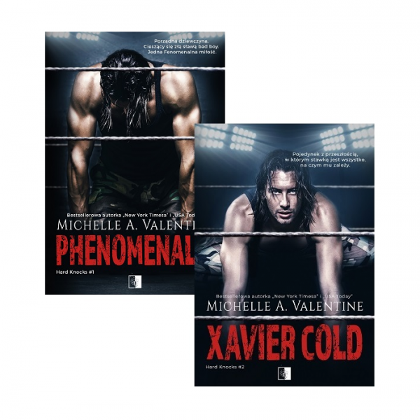 Phenomenal X + Xavier Cold