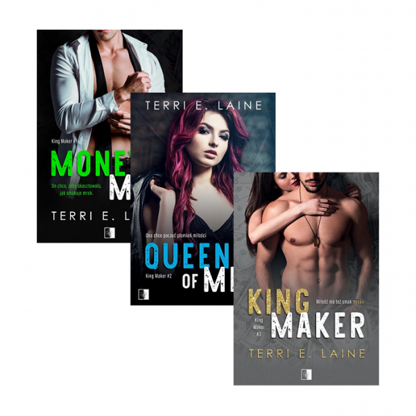 Money Man + Queen of Men + King Maker