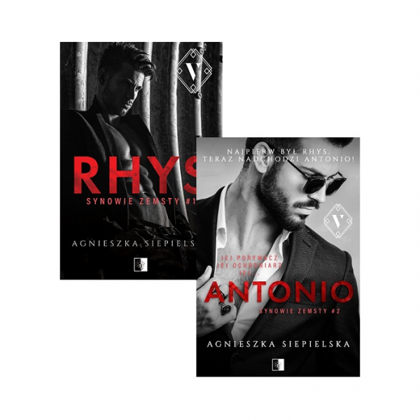 Rhys + Antonio